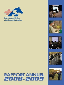 Rapport annuel 2008-2009