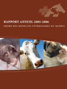 Rapport annuel 2005-2006