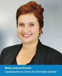 Lysanne Brunet